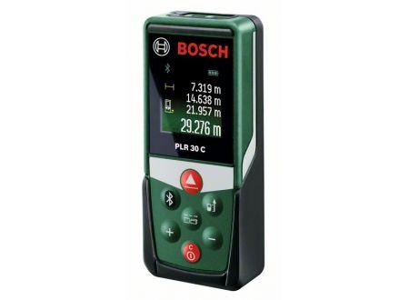 Bosch Digitaler Laser-Entfernungsmesser PLR 30 C