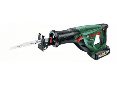 Bosch Akku-Säbelsäge PSA 18 LI, mit 1 x Akkupack PBA 18 V 2,5 Ah W-B bei handwerker-versand.de günstig kaufen