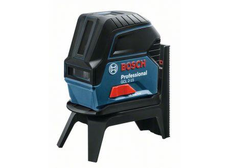 Bosch Kombilaser GCL 2-15, mit Handwerkerkoffer bei handwerker-versand.de günstig kaufen