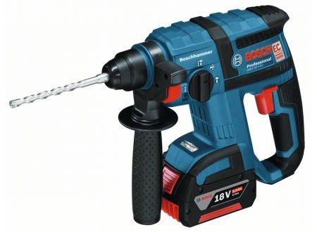 Bosch Akku-Schlagbohrhammer GBH 18 V-EC, mit 2 x 5,0 Ah Li-Ion Akku, L bei handwerker-versand.de günstig kaufen