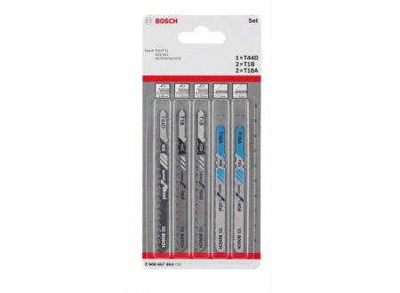 Bosch 5tlg. Stichsägeblatt-Set bei handwerker-versand.de günstig kaufen