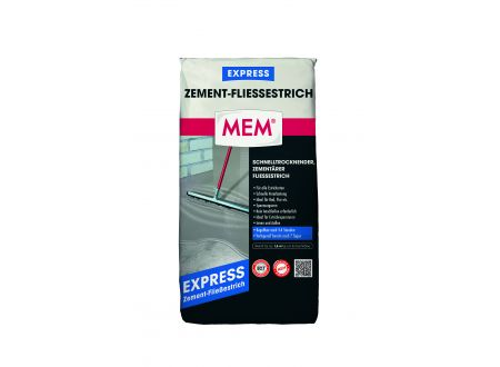 Zement-Fließestrich Express 30kg bei handwerker-versand.de günstig kaufen