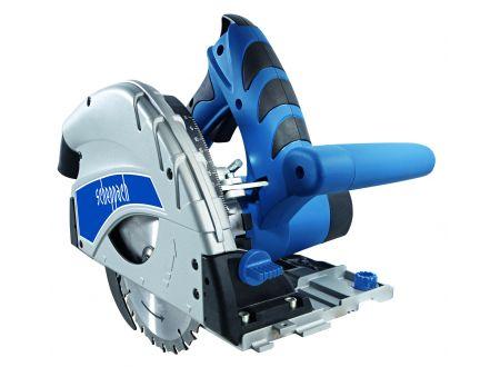 Scheppach Tauchsäge Pl55 1.2Kw 230V/50Hz - 2X700 Mm F-Schiene+Kippschutz bei handwerker-versand.de günstig kaufen