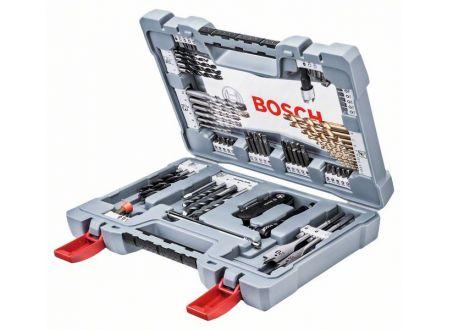 Bosch Premium X-Line Bohrer- und Schrauber-Set, 76-teilig bei handwerker-versand.de günstig kaufen