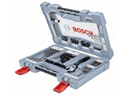 Bosch Premium X-Line Bohrer- und Schrauber-Set, 91-teilig bei handwerker-versand.de günstig kaufen