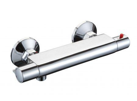 Vico Thermostat-Dusch-Armatur Chrom bei handwerker-versand.de günstig kaufen