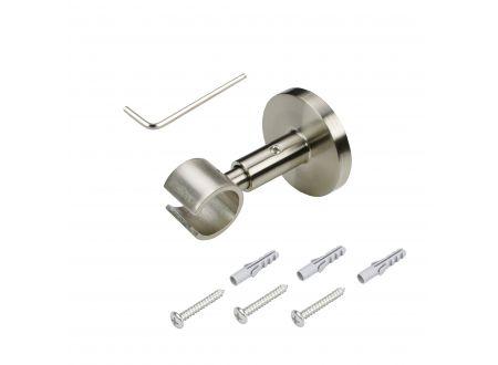 Liedeco Deckenträger 6 cm für Stilg. 20 mm edelstahl-optik SB 1 Stk bei handwerker-versand.de günstig kaufen