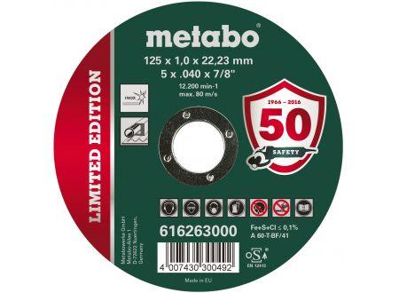 Metabo Trennscheiben Inox 125 x 1,0 x 22,23 mm 10er Pack bei handwerker-versand.de günstig kaufen
