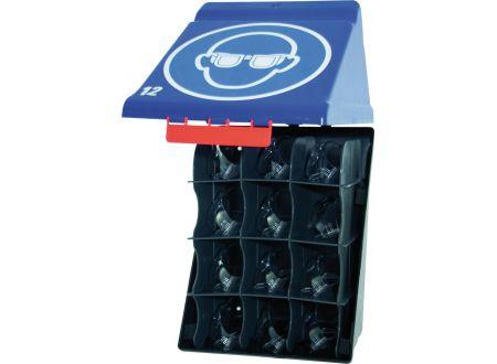 SECU-Box Aufbewahrungs-Box SECU Maxi 12 für Schutzbrillen