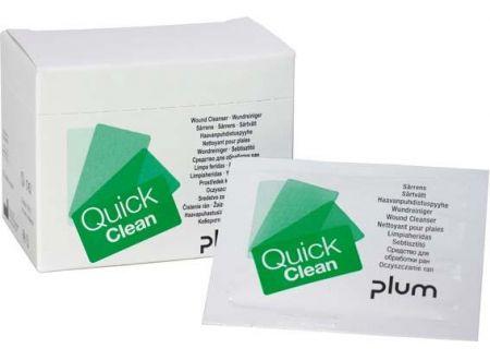 Plum Wundreiniger QuickClean Box mit 20 St�ck bei handwerker-versand.de günstig kaufen