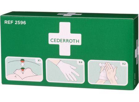 Cederroth Set aus Beatmungsmaske,2Pa.Hds,2Rein-T�. bei handwerker-versand.de günstig kaufen