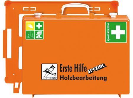 EDE Erste-Hilfe-Koffer MT-CD Holzbearbeitung,