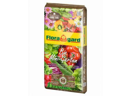 Bio Mini Garten ohne Torf