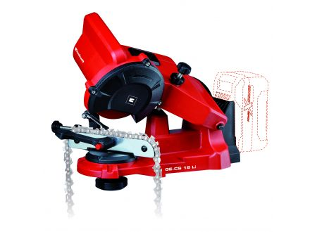 Einhell Akku-Sägekettenschärfgerät GE-CS 18 Li Solo bei handwerker-versand.de günstig kaufen