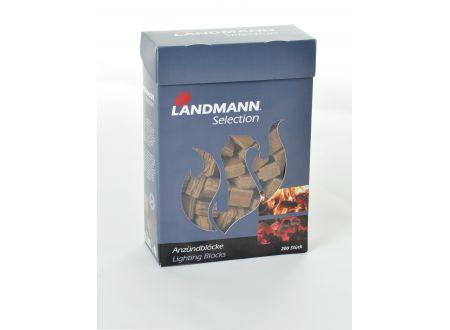 Landmann Anzündblöcke 200 Stück In Einer Pappdose bei handwerker-versand.de günstig kaufen
