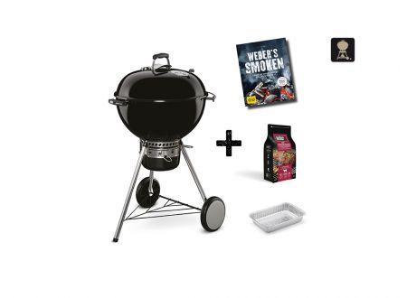 Weber Master-Touch GBS Special Edition Pro Black bei handwerker-versand.de günstig kaufen