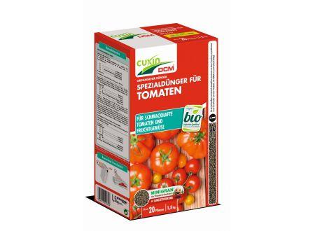 Cuxin Spezialdünger für Tomaten Minigran 1,5 kg bei handwerker-versand.de günstig kaufen