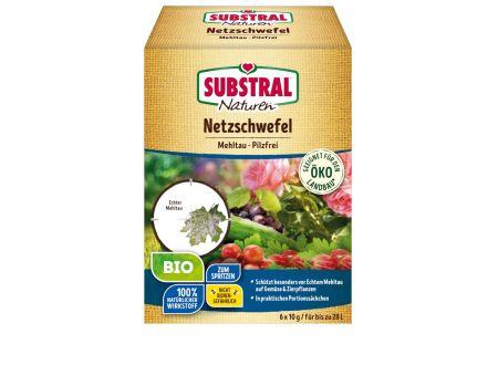 Mozart Naturen Bio Netzschwefel Mehltau Pilzfrei 6x10 g bei handwerker-versand.de günstig kaufen