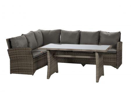 Vigo Lounge 3tlg grau bei handwerker-versand.de günstig kaufen