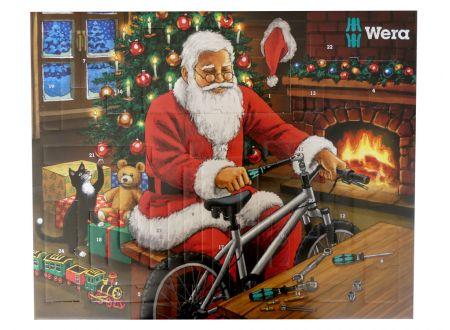 Wera - Adventskalender bei handwerker-versand.de günstig kaufen