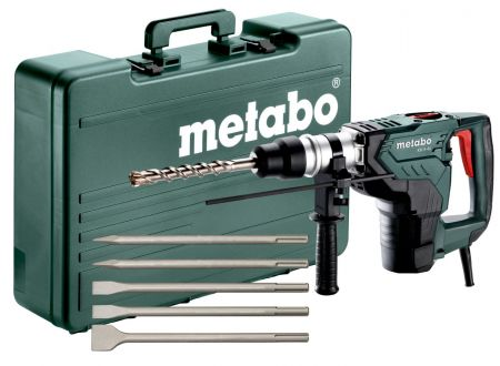 Metabo Kombihammer KHE 5-40- Set bei handwerker-versand.de günstig kaufen