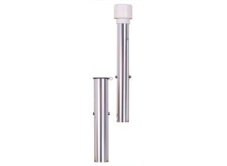 Schneider Schirme Bodenhülse für 50 mm Rohr extra lang