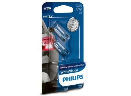 PHILIPS WhiteVision W5W 2-er Blister bei handwerker-versand.de günstig kaufen