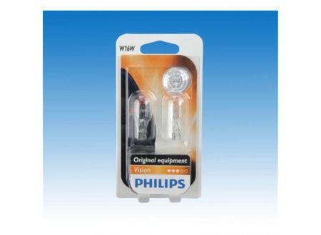 PHILIPS Vision Kugellampe W16W bei handwerker-versand.de günstig kaufen