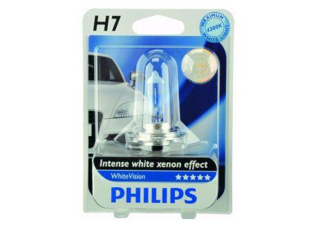 PHILIPS WhiteVision H7 Einzelblister bei handwerker-versand.de günstig kaufen