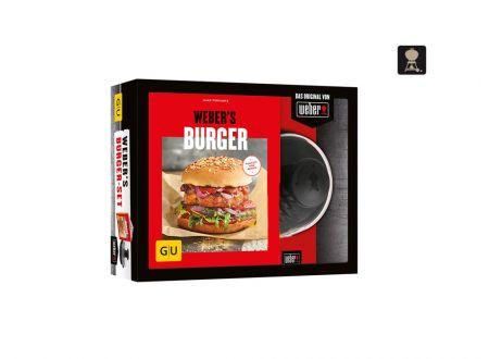 Weber Burger-Set bei handwerker-versand.de günstig kaufen