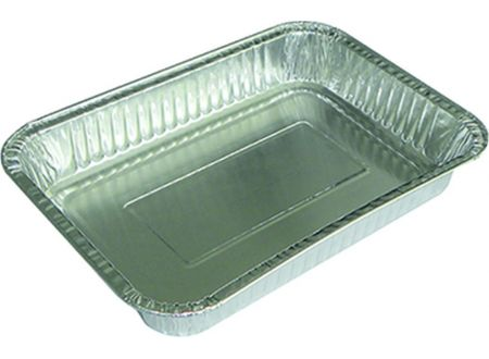 Mr. Gardener Aluminium-Tropfschalen 10er Set