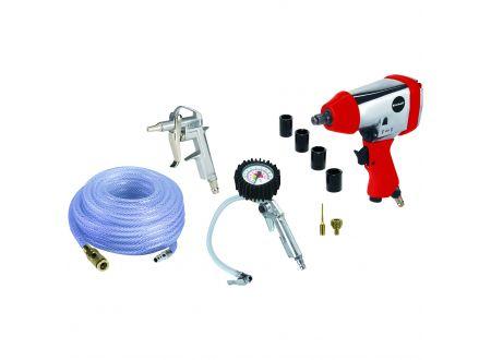 Einhell Kompressoren-Zubehör Druckluftzubehörset 10-teilig bei handwerker-versand.de günstig kaufen
