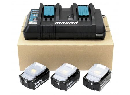 Makita Power Source Kit Li 18,0V 5Ah BULK bei handwerker-versand.de günstig kaufen