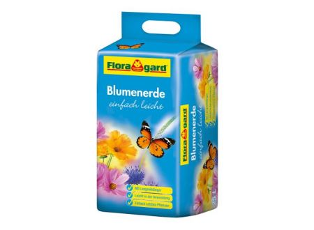 Floragard Blumenerde Leicht 25L bei handwerker-versand.de günstig kaufen