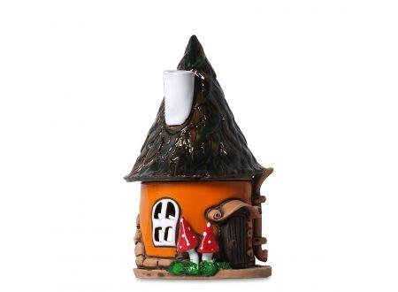 Lichthaus Zwergenhütte, orange bei handwerker-versand.de günstig kaufen