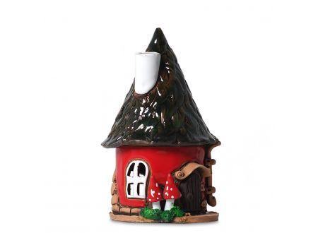 Lichthaus Zwergenhütte, rot bei handwerker-versand.de günstig kaufen