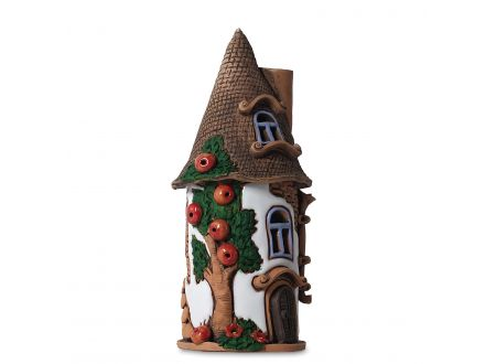 Lichthaus Apfelturm, weiß bei handwerker-versand.de günstig kaufen