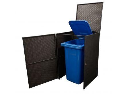 FRG Mülltonnenbox 1-er groß