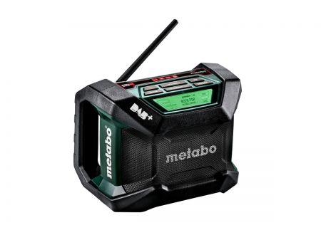 Metabo Akku-Baustellenradio R 12-18 DAB+BT bei handwerker-versand.de günstig kaufen