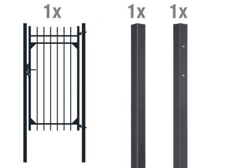 Einzeltor-SetColumbus, 965 x 1800mm bei handwerker-versand.de günstig kaufen