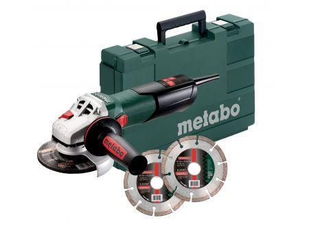 Metabo Winkelschleifer W 9-125 Quick bei handwerker-versand.de günstig kaufen