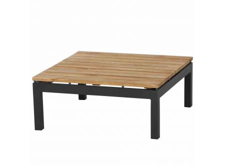 Siena Garden Alvida Lounge Tisch 74x74x30 cm