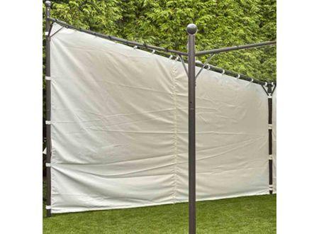 Siena Garden Seitenteile zu Pavillon Berlino 4x4
