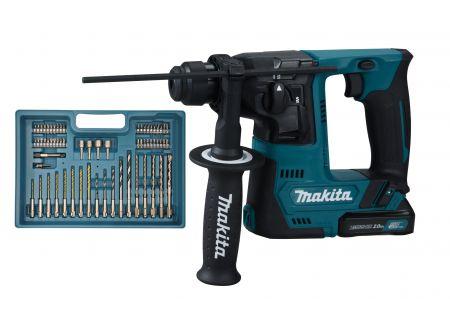 Makita Akku-Bohrhammer SDS-PLUS 12V max. / 14 mm