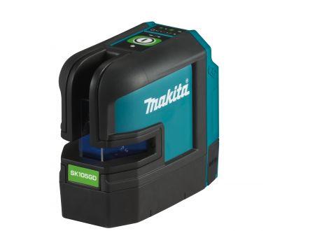 Makita Akku-Kreuz Linienlaser grün 12V max. bei handwerker-versand.de günstig kaufen