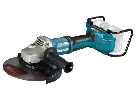 Makita Akku-Winkelschleifer 2x18V / 230 mm bei handwerker-versand.de günstig kaufen