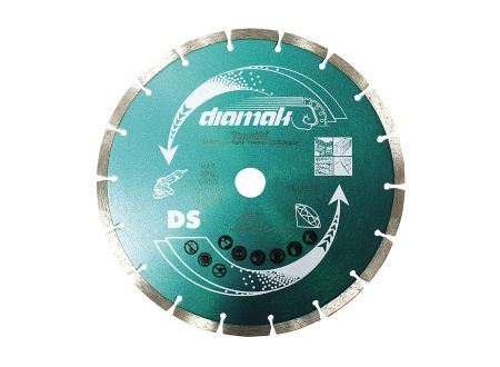 Makita Diamantsch. 230x22,23 DIAMAK bei handwerker-versand.de günstig kaufen