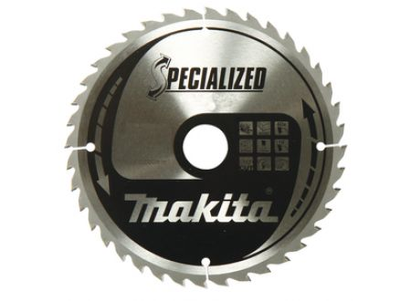 Makita SPECIALIZED Sägeblatt 190x30x24Z bei handwerker-versand.de günstig kaufen