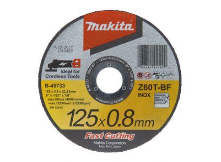 Makita Trennscheibe 125x0,8mm INOX bei handwerker-versand.de günstig kaufen