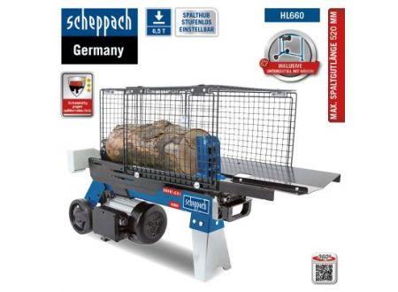 Scheppach Hydraulikspalter HL660 230V/50Hz